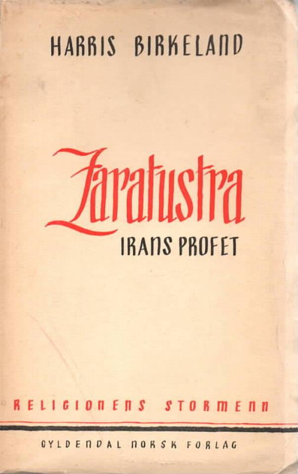 Zaratustra – Irans profet
