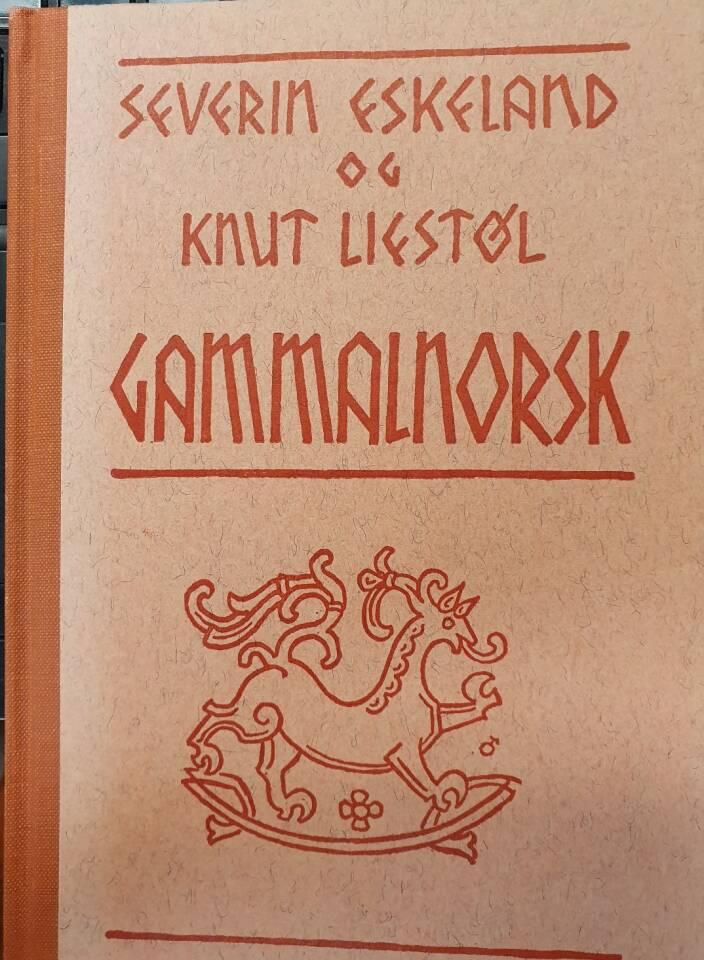 Gammalnorsk