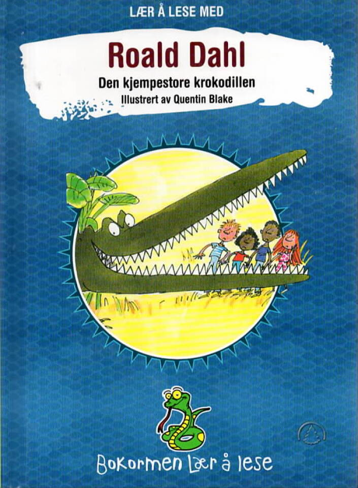 Den kjempestore krokodillen