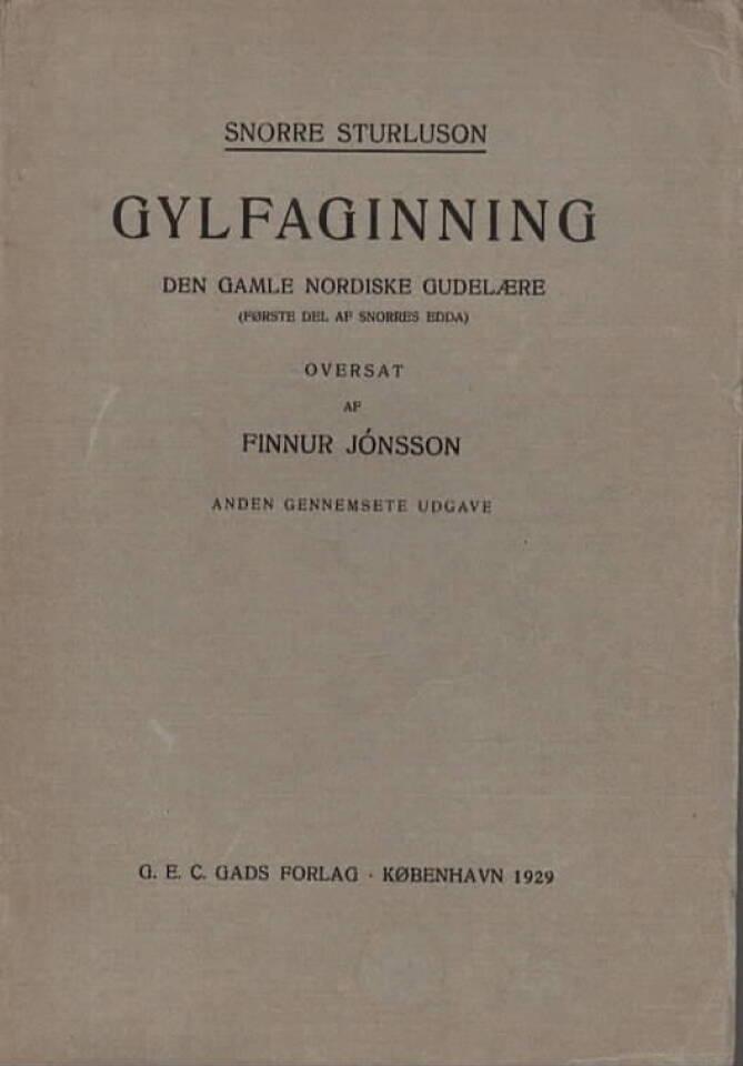 Gylfainning – Den gamle nordiske gudelære