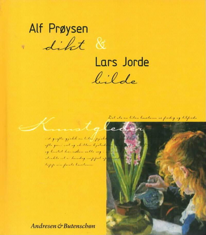 Alf Prøysen og Lars Jorde