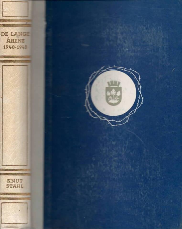 De lange årene – Av Stavangers historie under okkupasjonen 1940-1945
