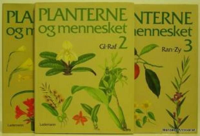 Planterne og mennesket 1-3