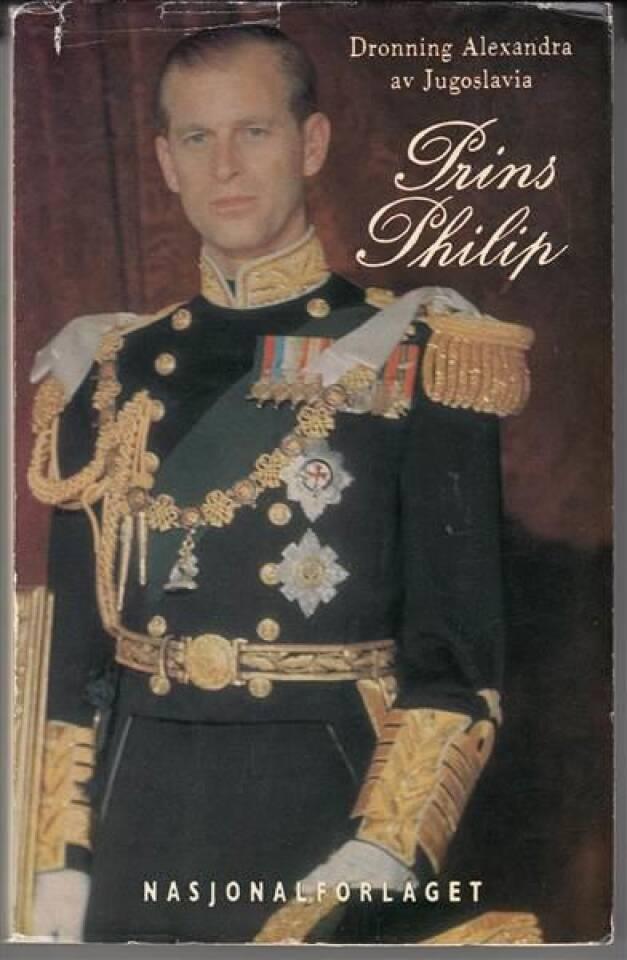 Prins Philip et familieportrett