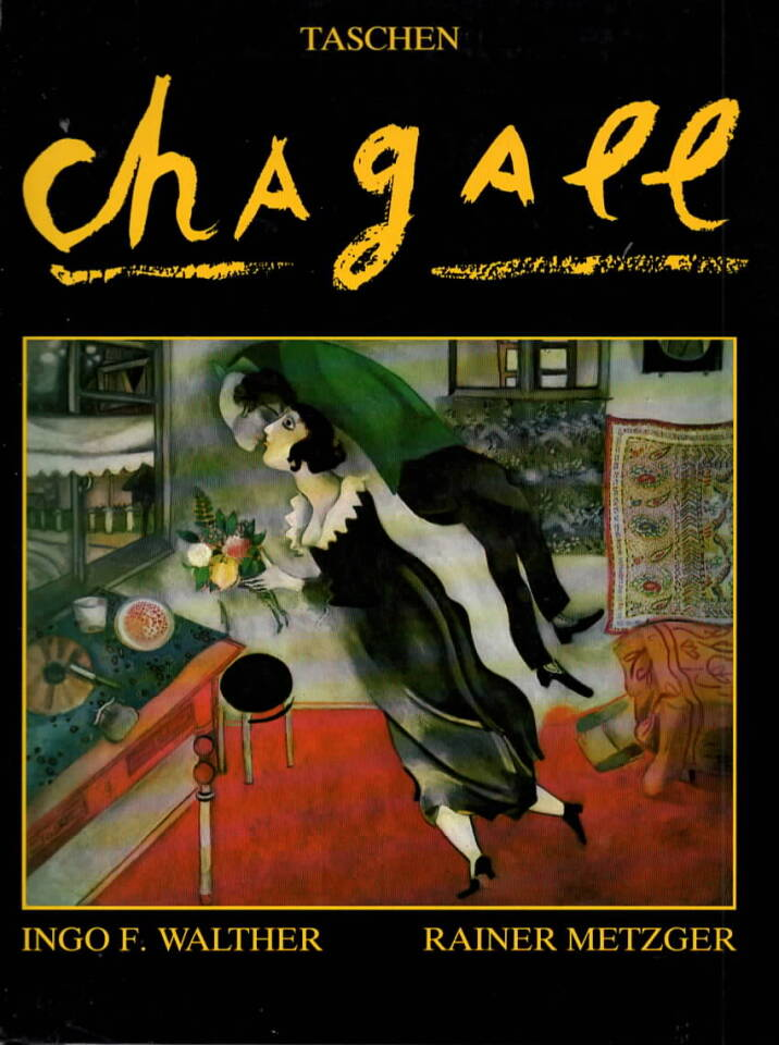 Chagall 1887-1985 – Painting as Poetry