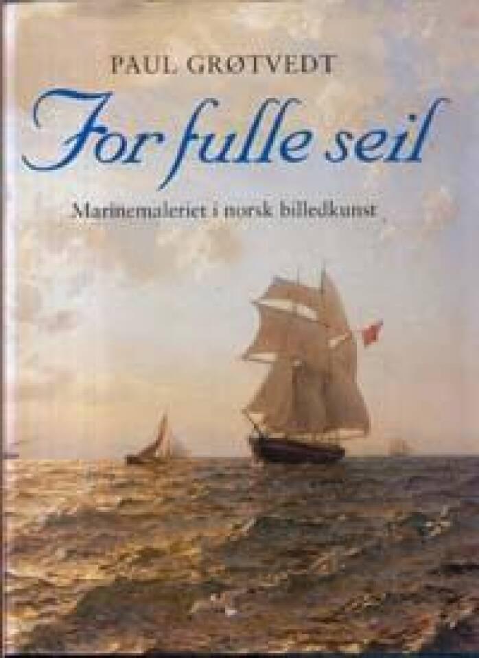 For fulle seil