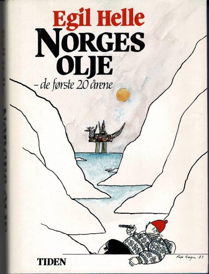 Norges olje - de første 20 årene