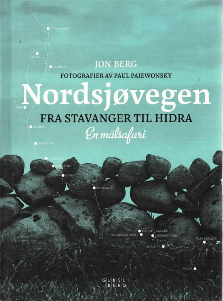 Nordsjøvegen fra Stavanger til Hidra - et matsafari