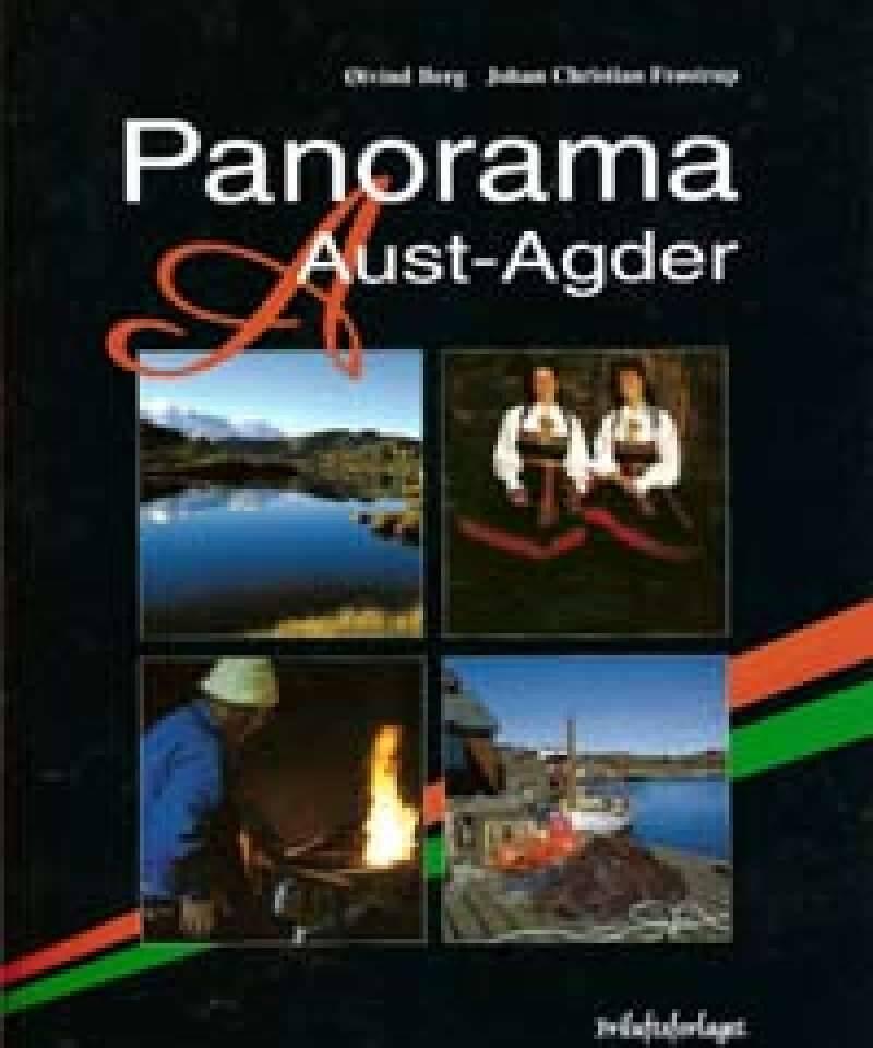 Panorama Aust Agder
