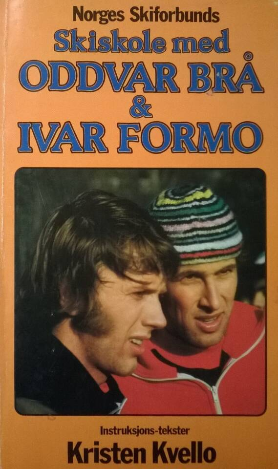 Skiskole med Oddvar Brå & Ivar Formo