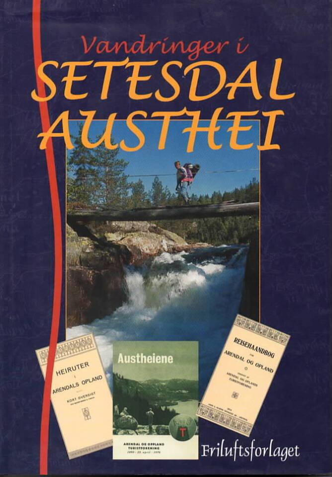 Vandringen i Setesdal Austhei