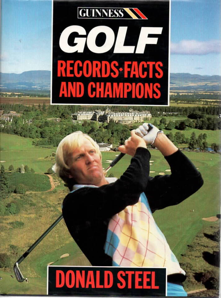 Guinness Golf – records, facts and champions