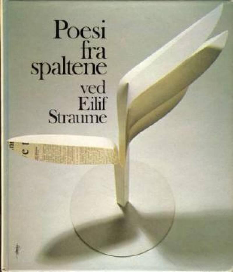 Poesi fra spaltene ved Eilif Straume