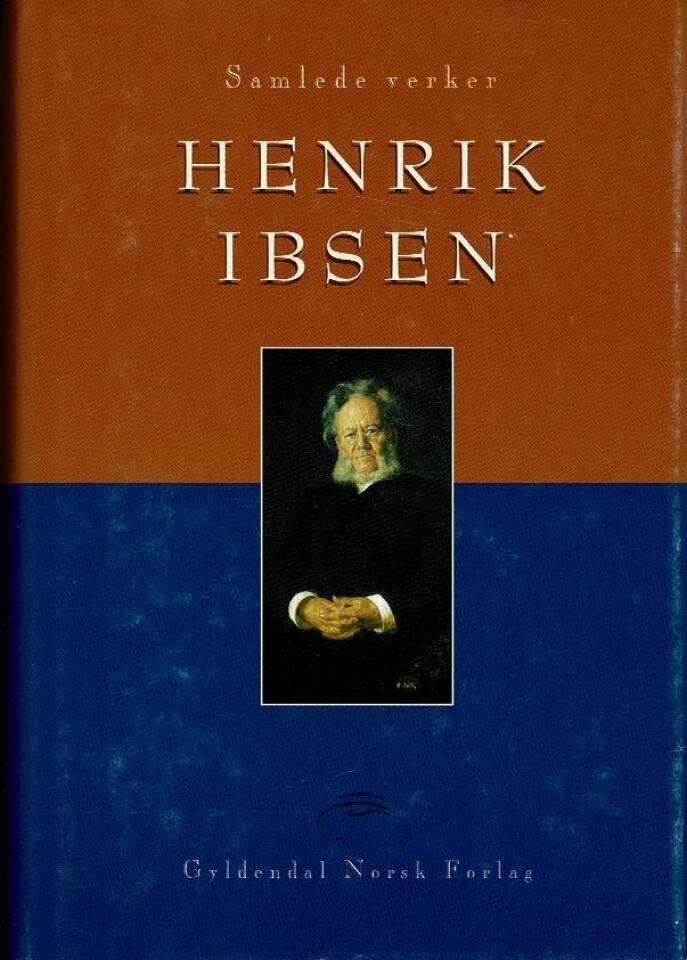 Henrik Ibsen- samlede verker I-IV