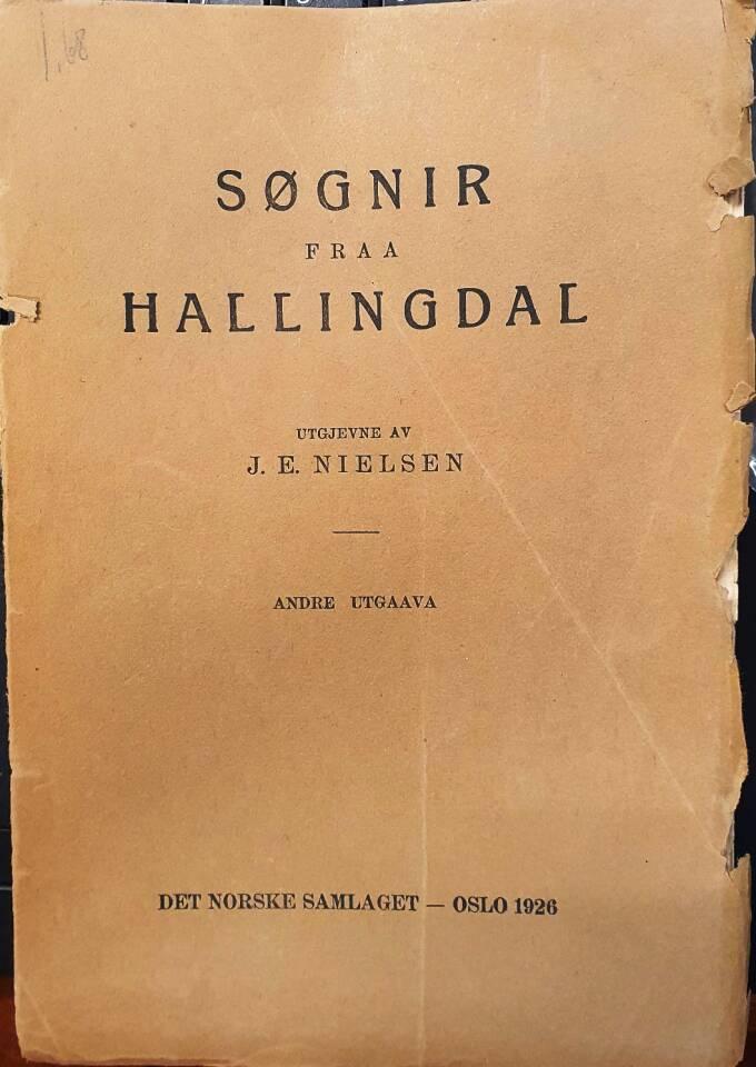Søgnir fraa Hallingdal