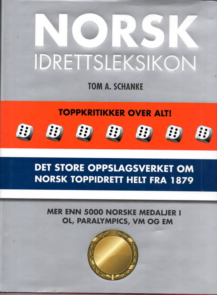 Norsk idrettsleksikon