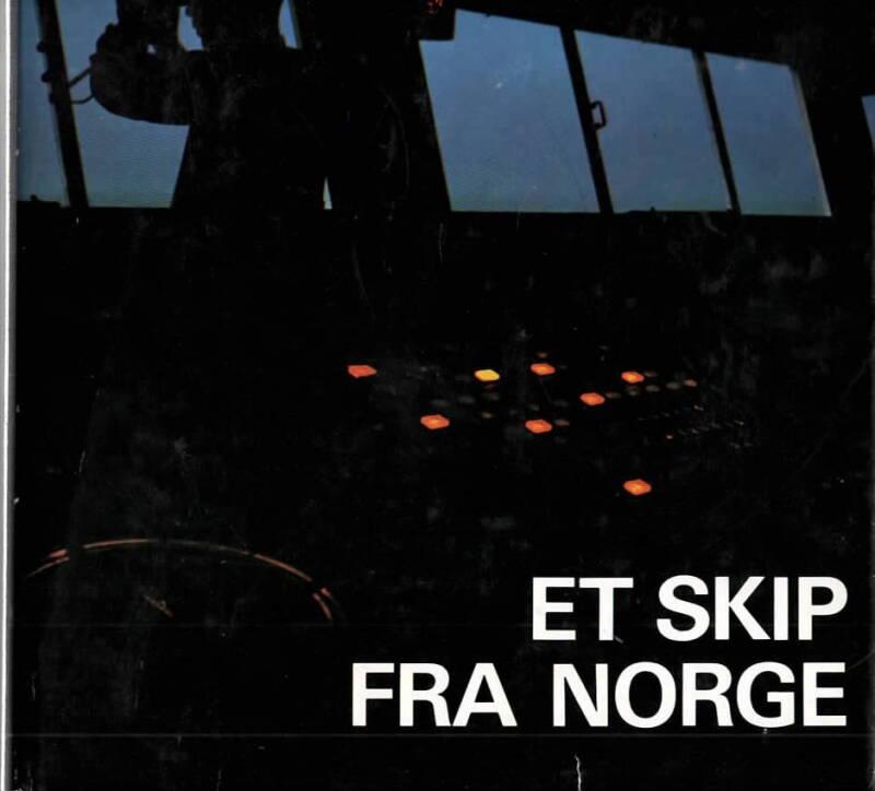 Et skip fra Norge