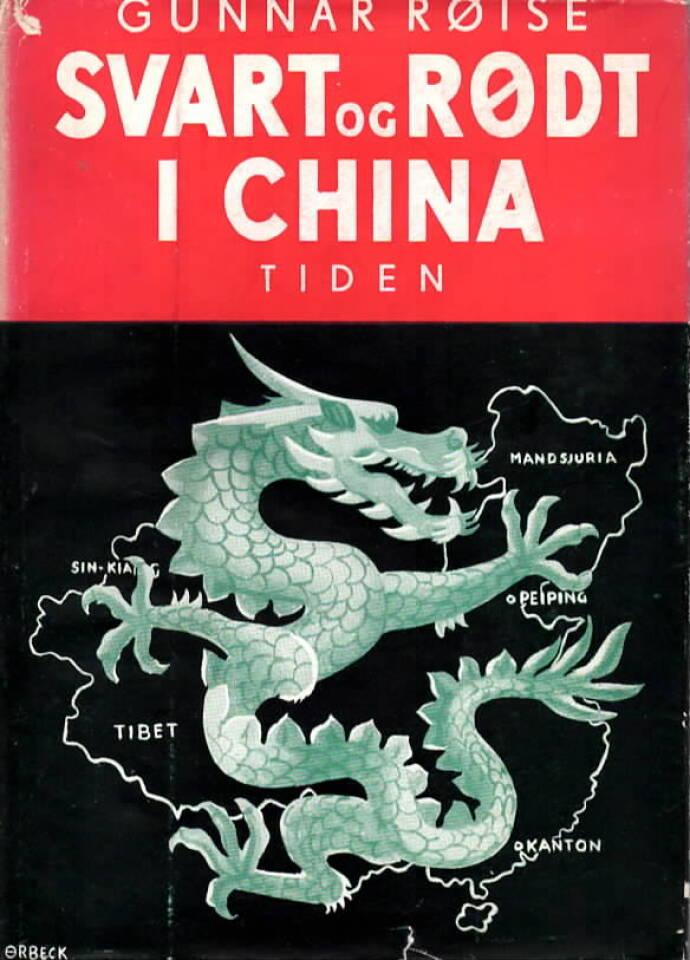 Svart og rødt i China