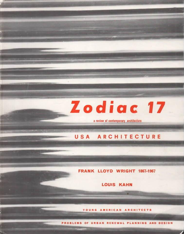 Zodiac 17 – a review of contemporary architecture – American architecture