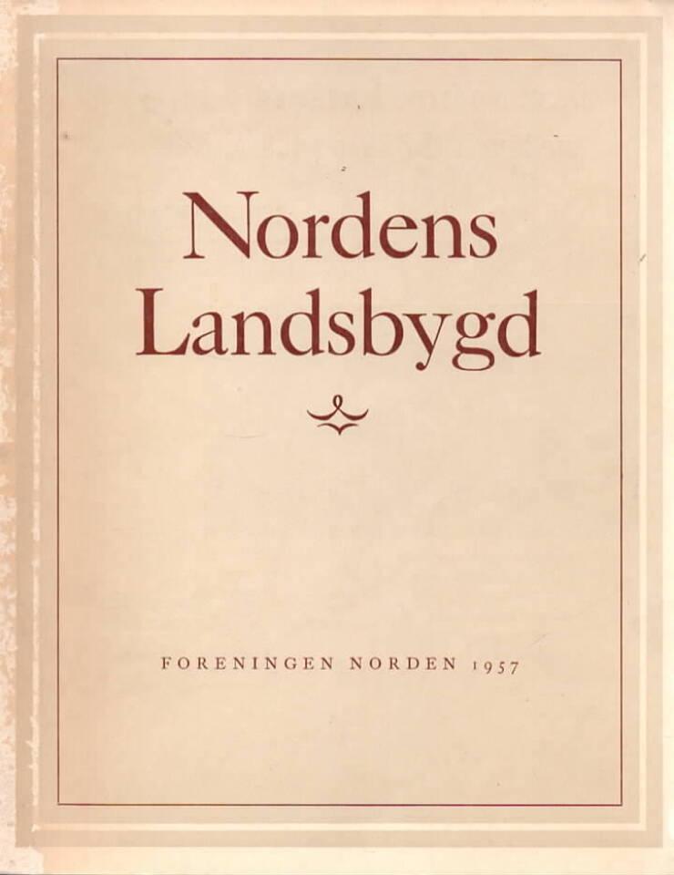 Nordens Landsbygd – Et billedverk