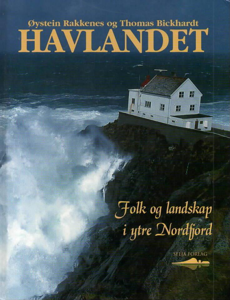 Havlandet -Folk og landskap i ytre Nordfjord.
