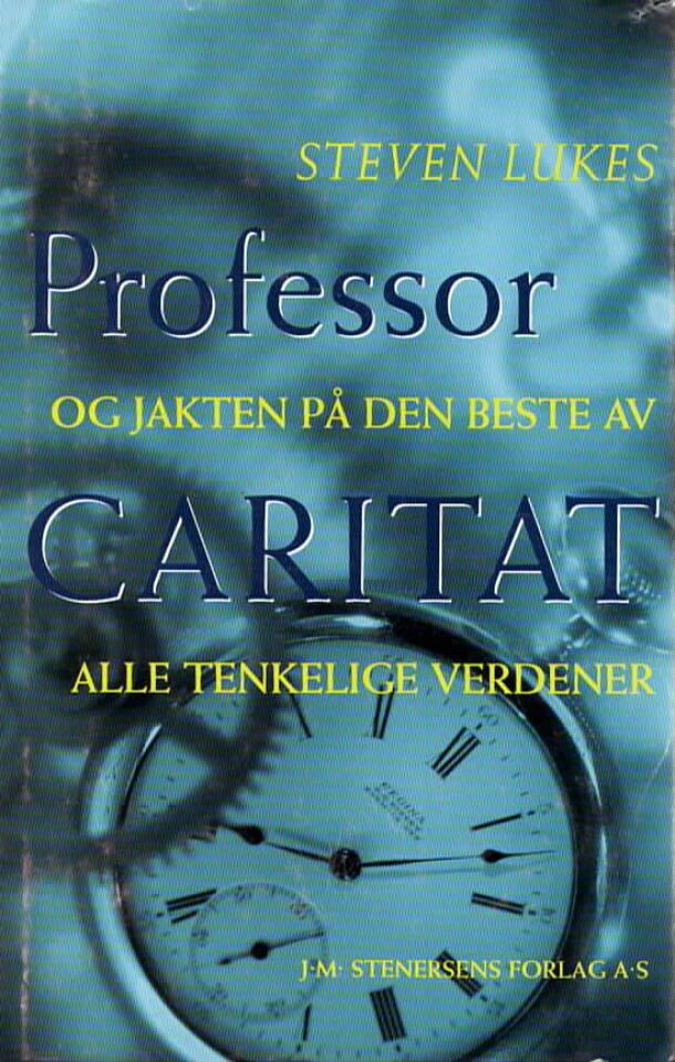 Professor Caritat og jakten på den beste av alle tenkelige verdeneer