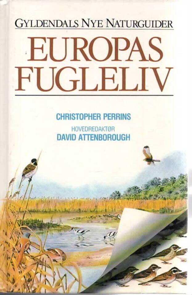 Europas fugleliv