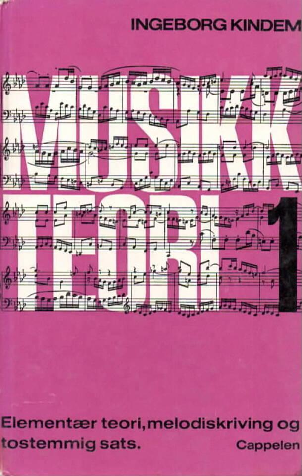 Musikkteori bind I og II