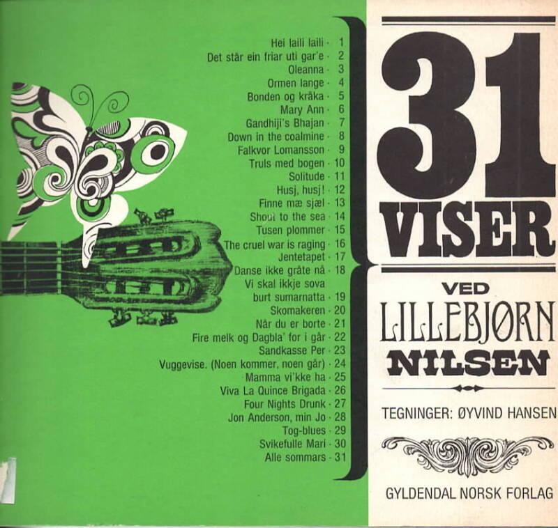 31 viser ved Lillebjørn Nilsen