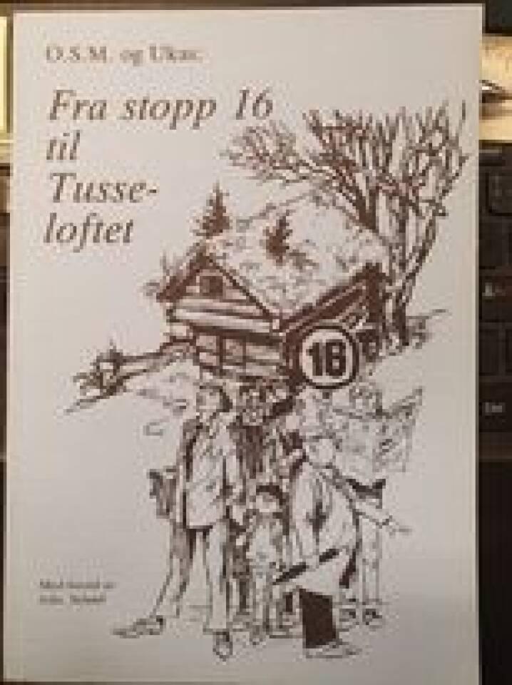 Fra stopp 16 til Tusseloftet