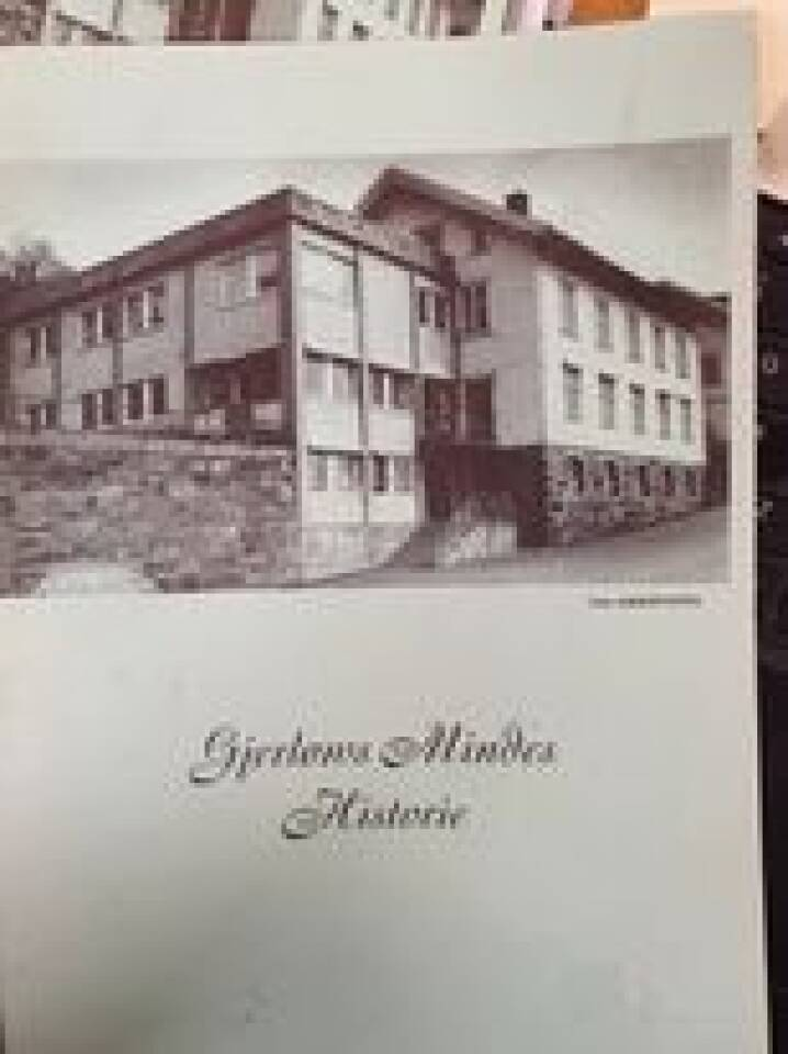 Gjørløws Mindes Historie