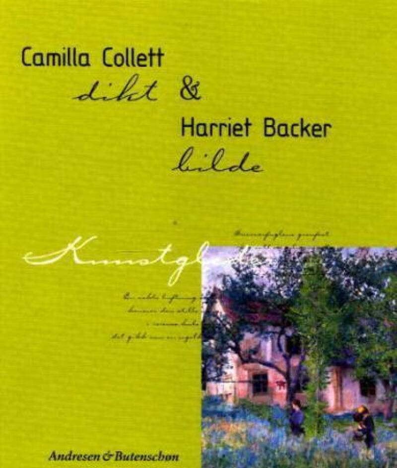 Camilla Collett & Harriet Backer - Kunstgleder