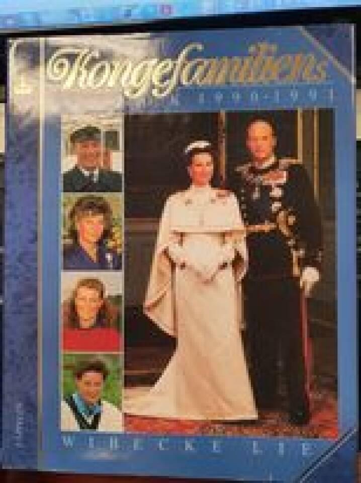 Kongefamiliens årbok 1990-1991