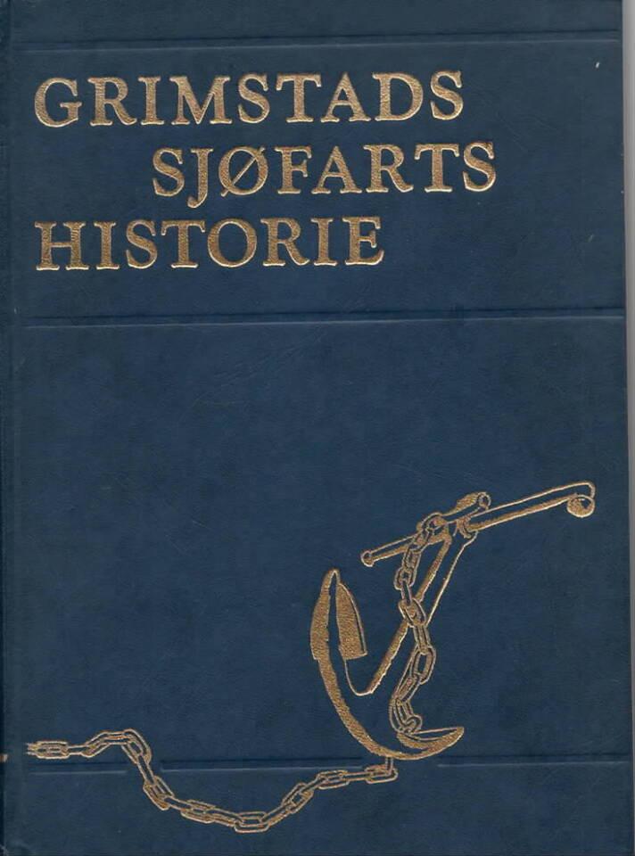 Grimstad sjøfartshistorie