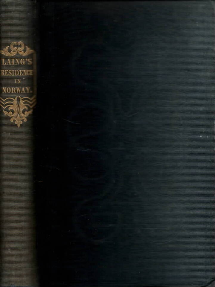 Journal of a Residence in Norway During the Years 1834, 1835, & 1836;