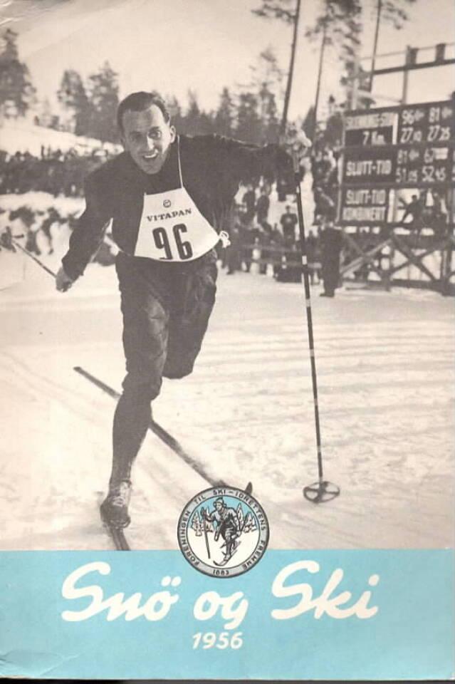 Snø og ski 1956