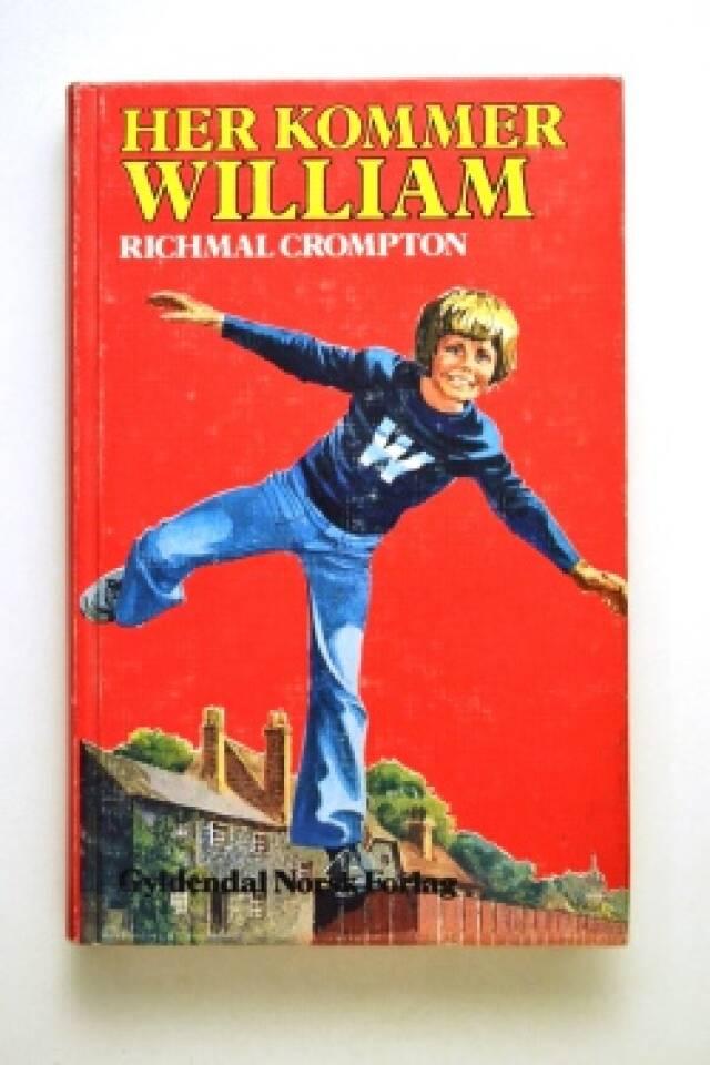 Her kommer William