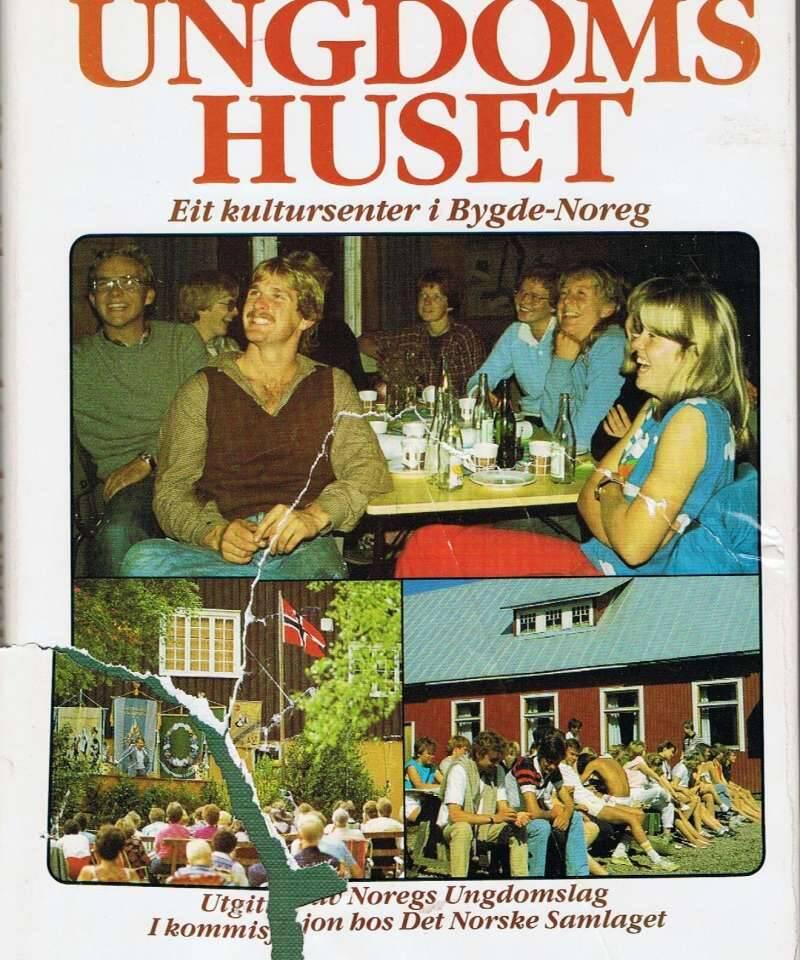 UNGDOMS HUSET. Eit kultursenter i Bygde-Noreg