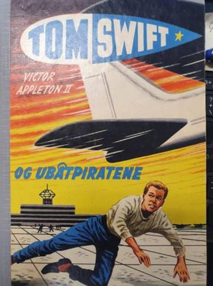 Tom Swift og ubåtpiratene
