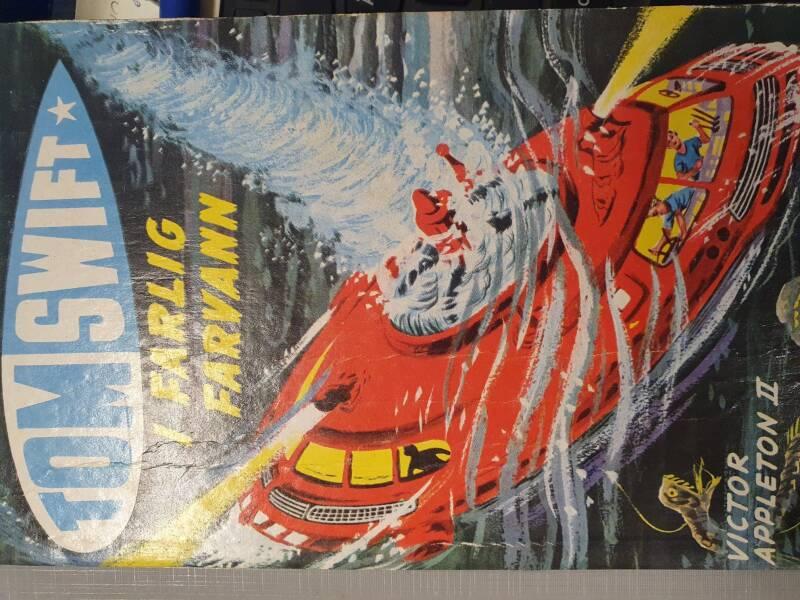 Tom Swift i farlig farvann