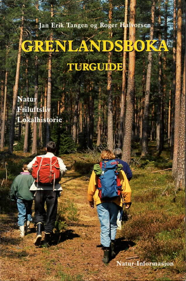 Grenlandsboka – Turguide
