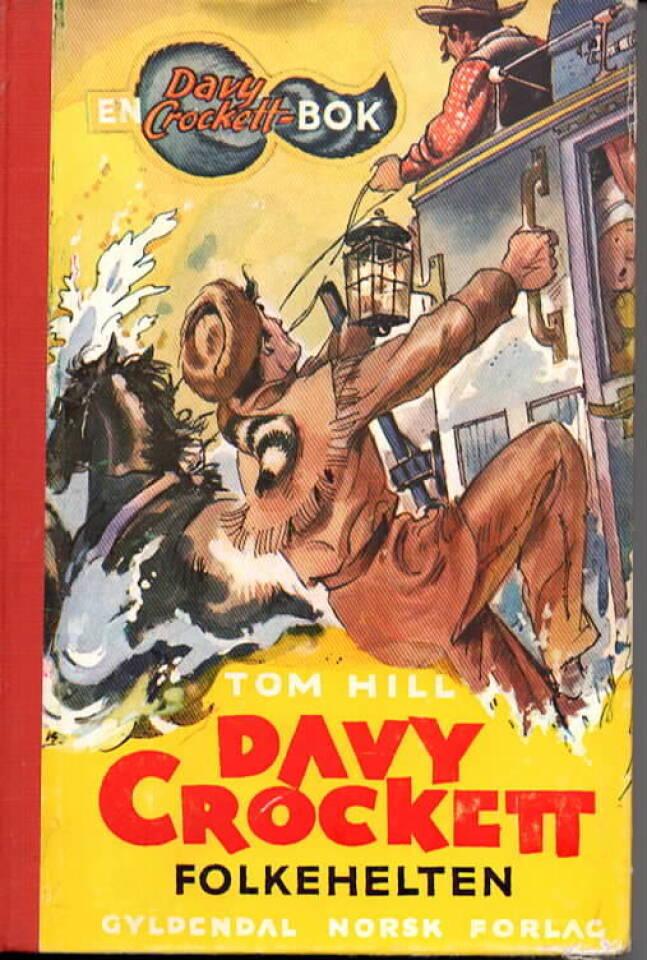Davy Crockett og røde ulv