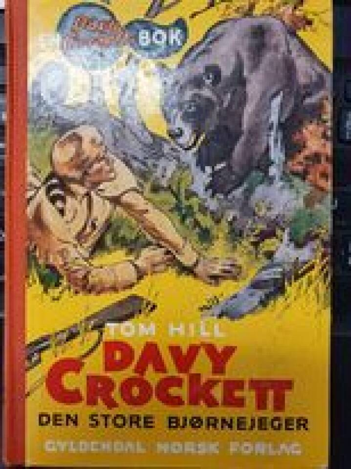 Davy Crockett Den store bjørnejeger