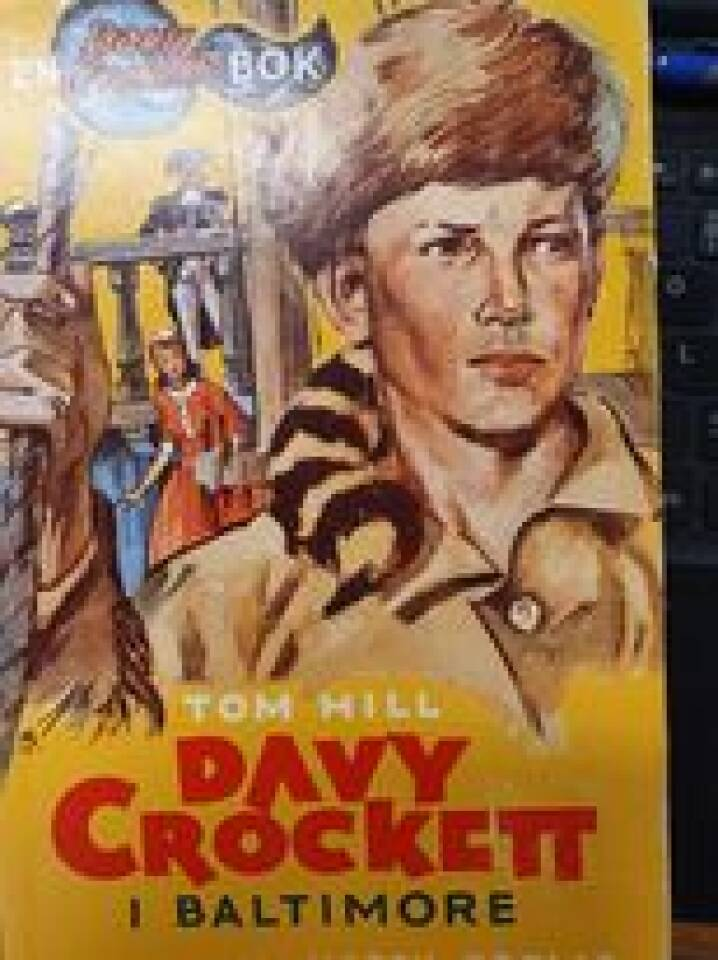 Davy Crockett i Baltimore