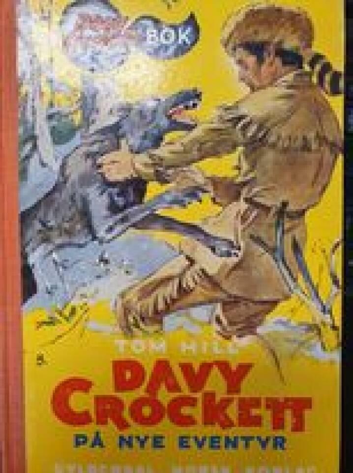 Davy Crockett På nye eventyr