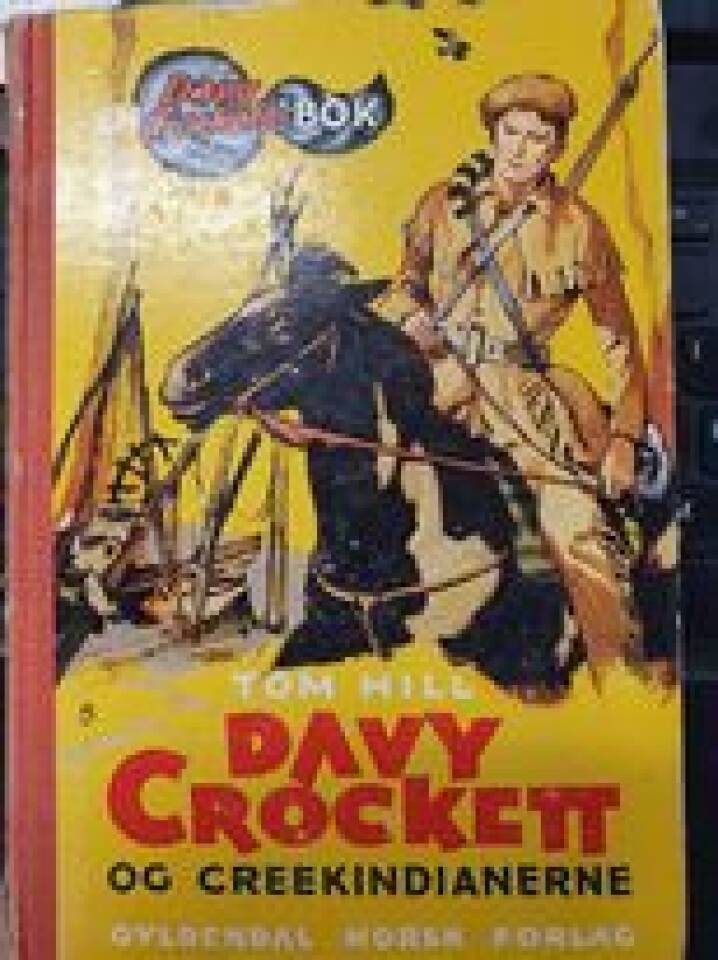 Davy Crockett og Creekindianerne