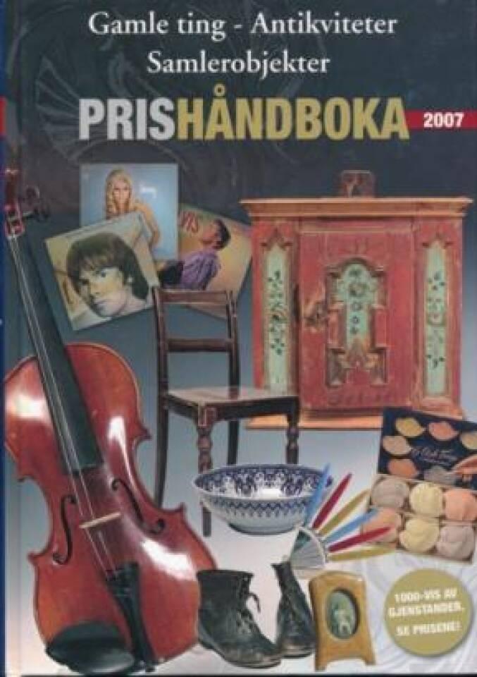 Prishåndboka 2007
