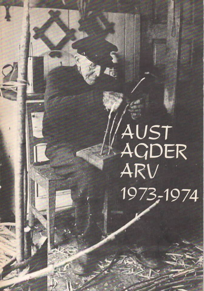 Aust-Agder arv 1973-1974