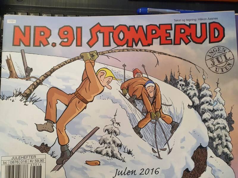 Nr. 91 Stomperud - julen 2016