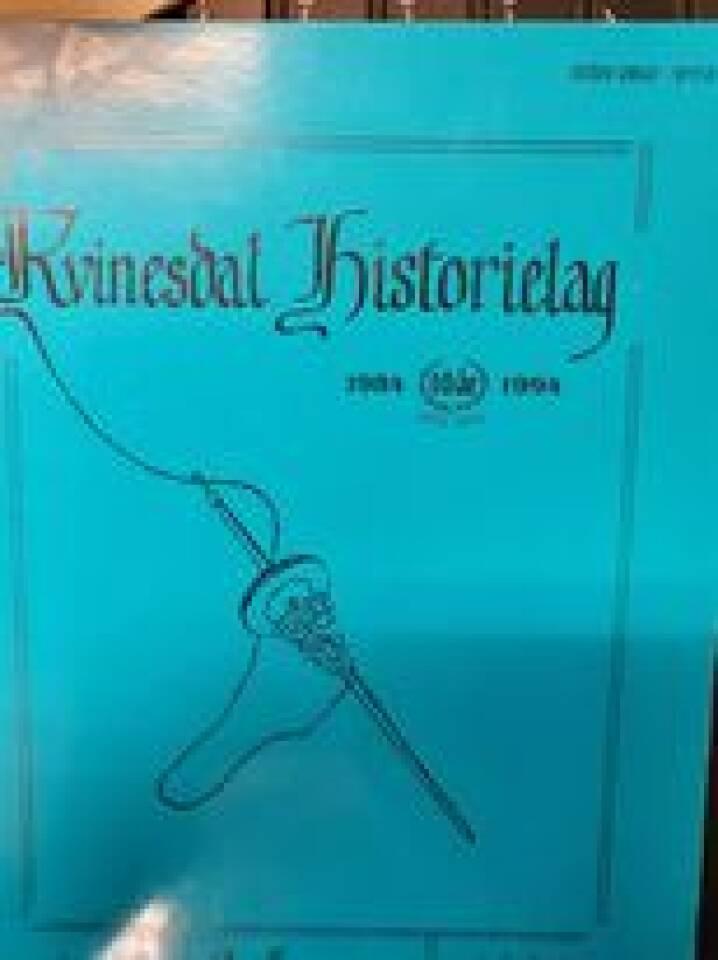 Kvinesdal Historielag 1994